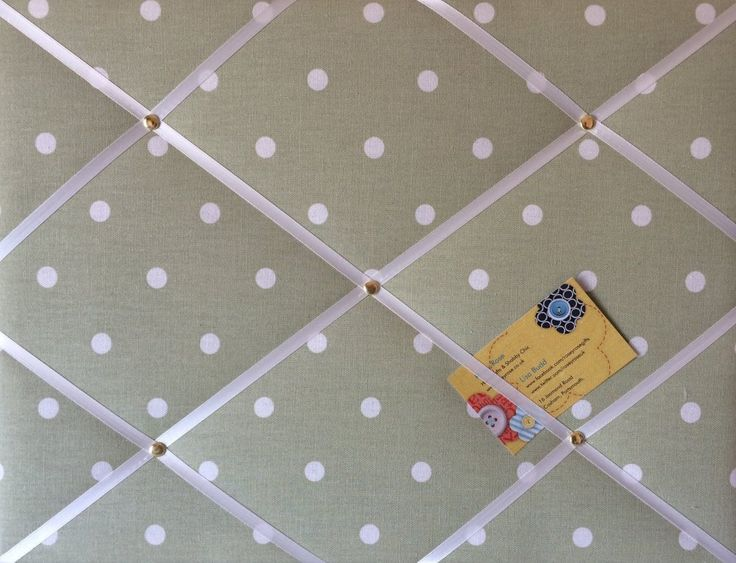 Best Fabric Notice Boards Made With Various Fabrics Images On