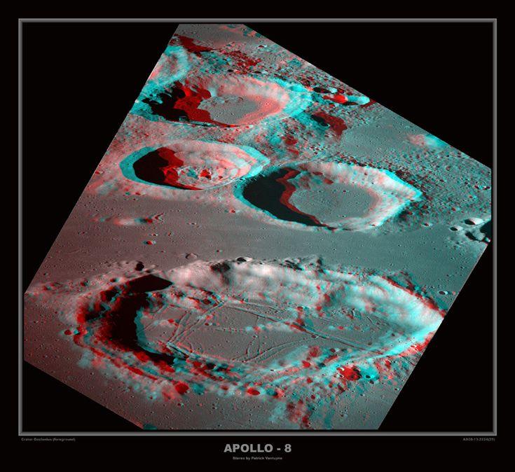 Southwest Mare Fecunditatis