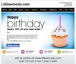 How to build a top-tier birthday #email program. #marketing
