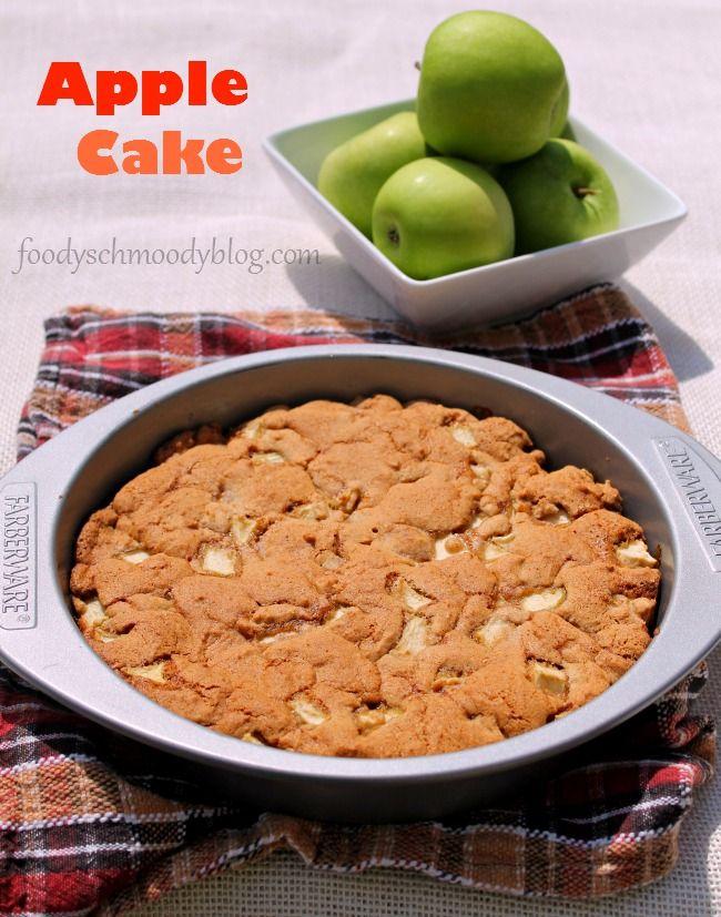 Copycat Tastefully Simple Nana's Apple Cake