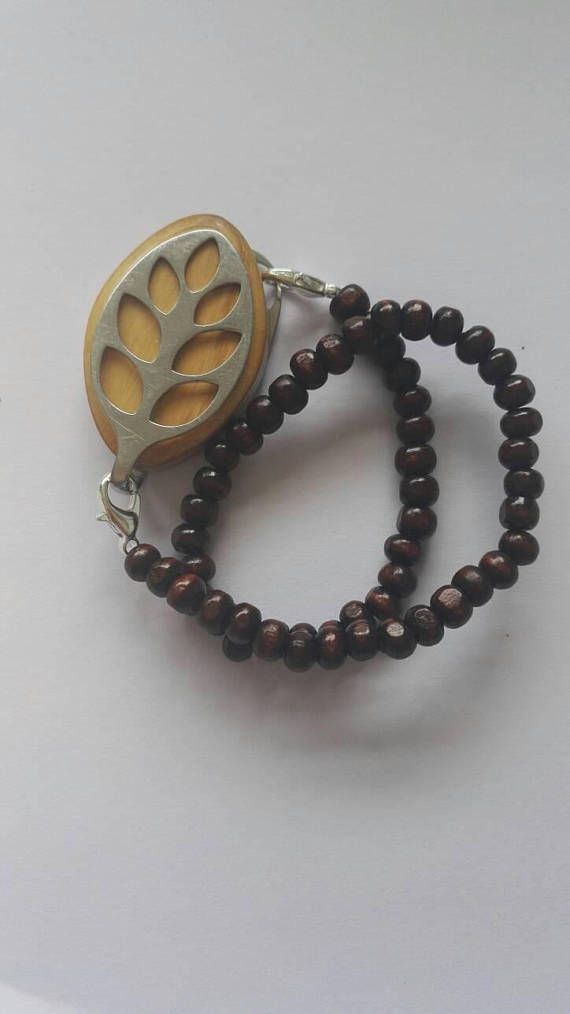 Bellabeat mala bracelet in my Etsy shop https://www.etsy.com/uk/listing/568181997/bellabeat-bracelet-wrap-dark-wooden-bead
