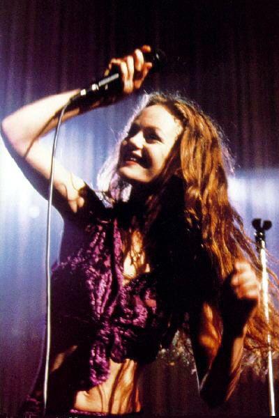 Vanessa Paradis young concert