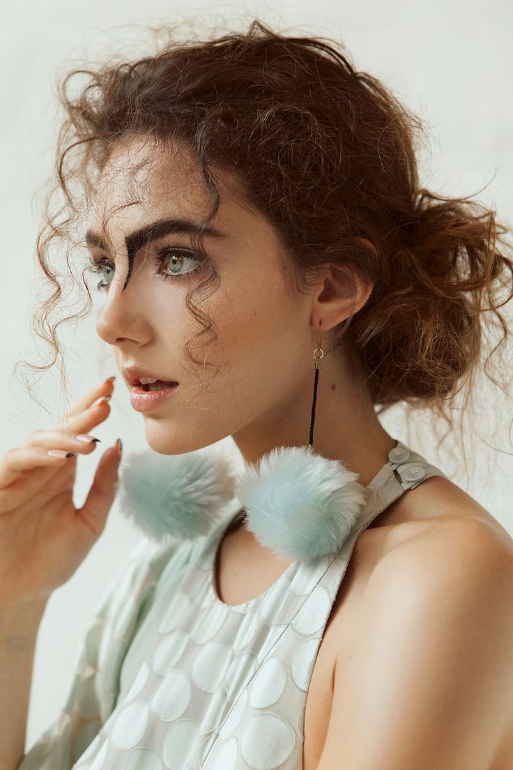 Amelia J Dowd teams with stylist Chiara Bianchino to shoot Amelia Z at Priscillas in Zimmerman, POMS earrings and Man the label. MU: Vic Anderson Hair: Rhiane Schroder