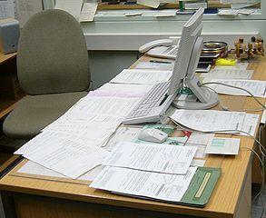 Lo spazio personale nel luogo di lavoro