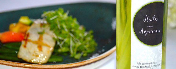 Oils & Vinaigrettes