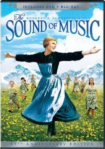 The Sound of Music Re-version (1965) ($23.18) http://www.amazon.com/exec/obidos/ASIN/B003VS0CWY/hpb2-20/ASIN/B003VS0CWY She loves the movie and has watched it several times. - The DVD and Blu-ray were both included and knocked my socks off with the picture and sound quality. - Got it cause it was a Deal of the Day and I know it's a really good movie and my kids (eventually) will probably like it.
