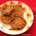 Khubbe Vade , Konkani Clams cutlet