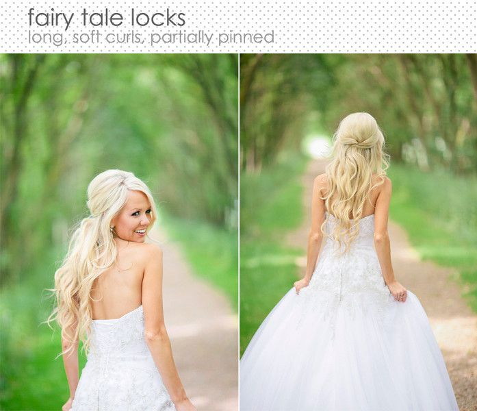 Wedding Hairstyle Down With Veil: Bridal Hair Down With Veil - Google Search