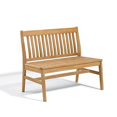 special offers cheap oxford garden wexford bench 43inch natural in stock u0026 outdoor rocking