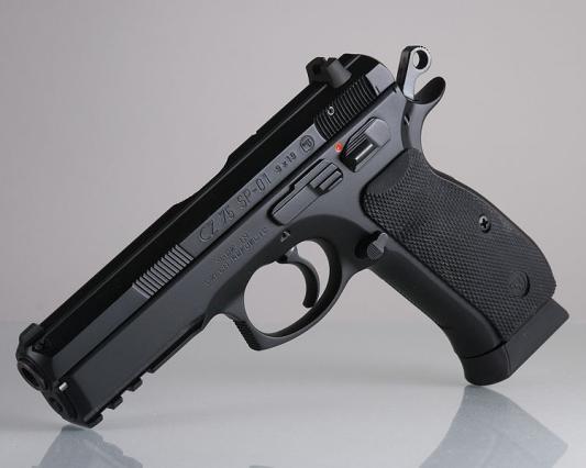 CZ-75 SP-01- pure beauty