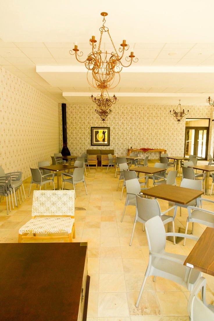SasolRecreationClub - dining area #GiomioDesign