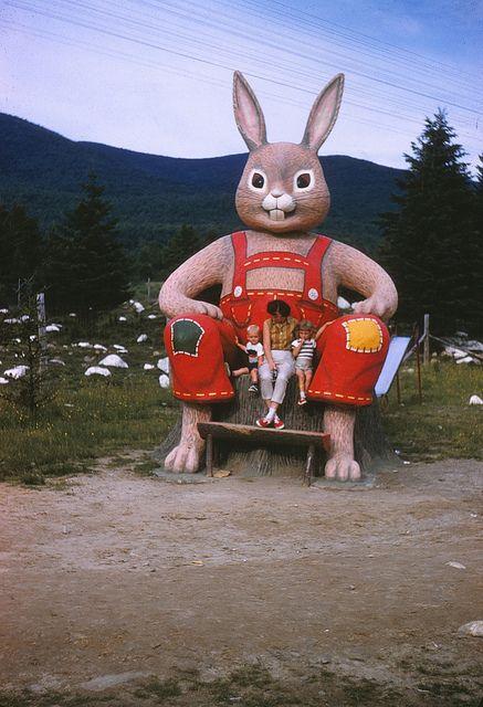 Santa's Village - Jefferson, New Hampshire by What Makes The Pie Shops Tick?, via Flickr