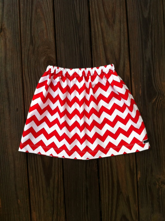 Custom Boutique Girls game day twirly skirt by EverythingSorella, $22.50