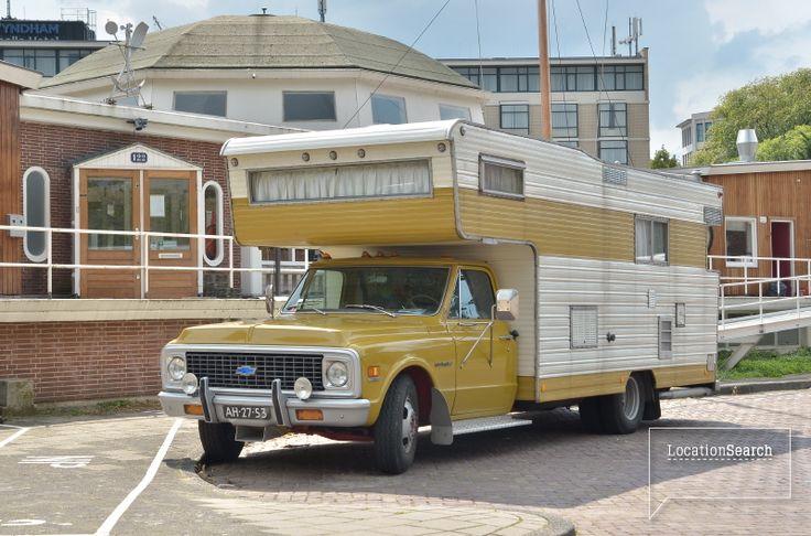 US Camper in Zuid