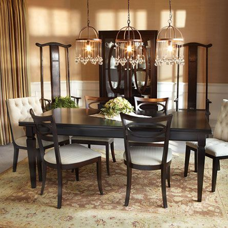 Luciano Large Dining Table Arhaus For The Home
