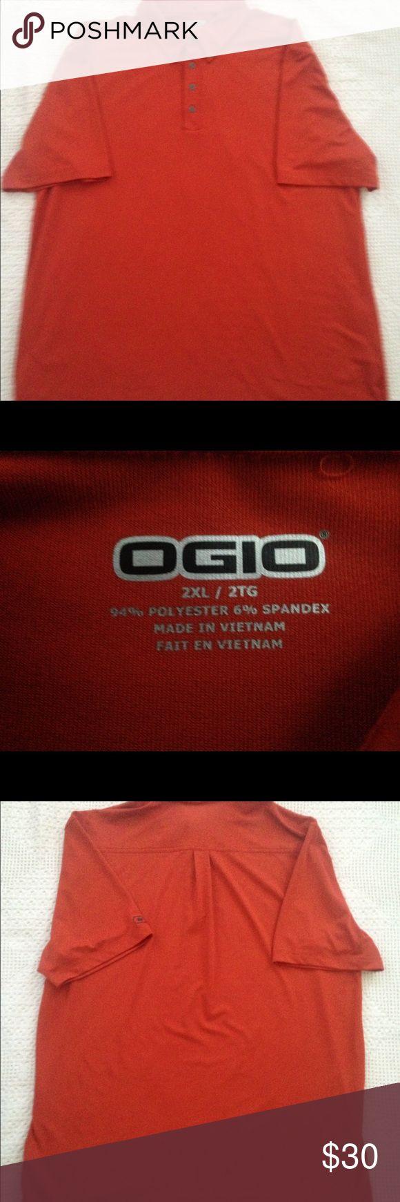 Men's XXL OGIO golf polo shirt Men's OGIO golf polo shirt OGIO Shirts Polos