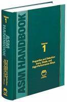 ASM Handbook / prepared under the direction of the ASM Handbook Committee #novetatsfiq2018