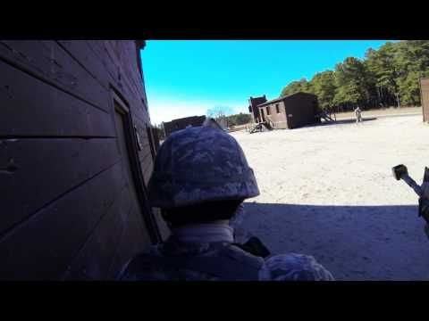 Go Pro Cam - Air National Guard Security Forces MOUT training  US Military Videos  Photos·
