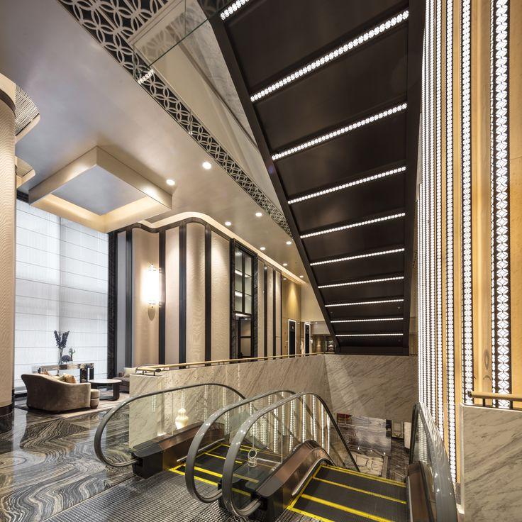 Banquet Facilities at The Ritz Carlton Hotel Guangzhou