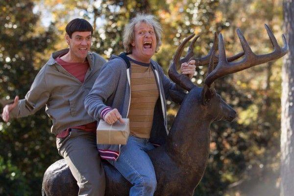 """Jim Carrey y Jeff Daniels en la primera imagen oficial de """"Dos tontos muy tontos 2"""""""