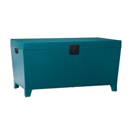 turquoise storage trunkTurquois Trunks, Painting Furniture, Turquois Storage, Living Room, Turquoise Storage, Storage Trunks, Pyramid Storage, Teal Trunks, Bedrooms Ideas