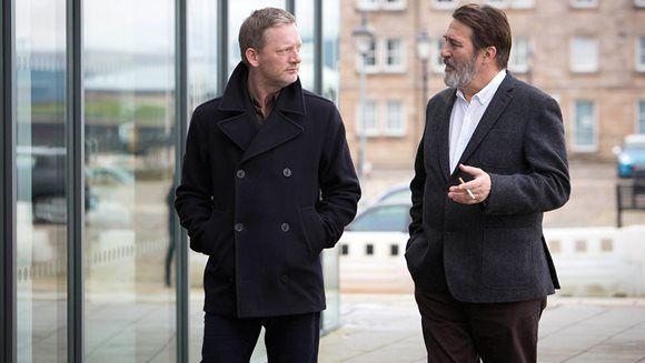 Shetland | Series 3 - Douglas Henshall, Ciaran Hinds