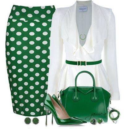 Chic Professional Woman Work Outfit. Stylish Guru