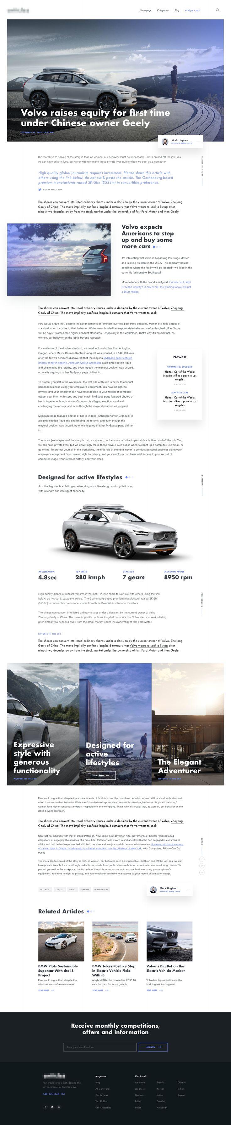 Modern Design Blog 1112 best web design images on pinterest | website designs, modern