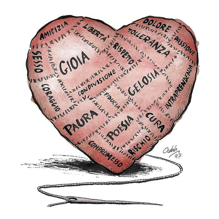 Quattordici febbraio, morsi di non amore