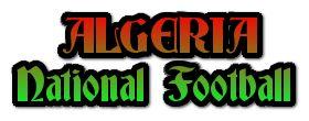 Heraldry of Life: ALGERIA-Heraldic ART in National Football