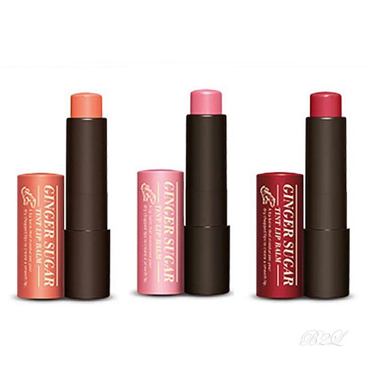 [ARITAUM] Ginger Sugar Tint Lip Balm / 3.7g Tinted Lip Balm by Amore Pacific #ARITAUM