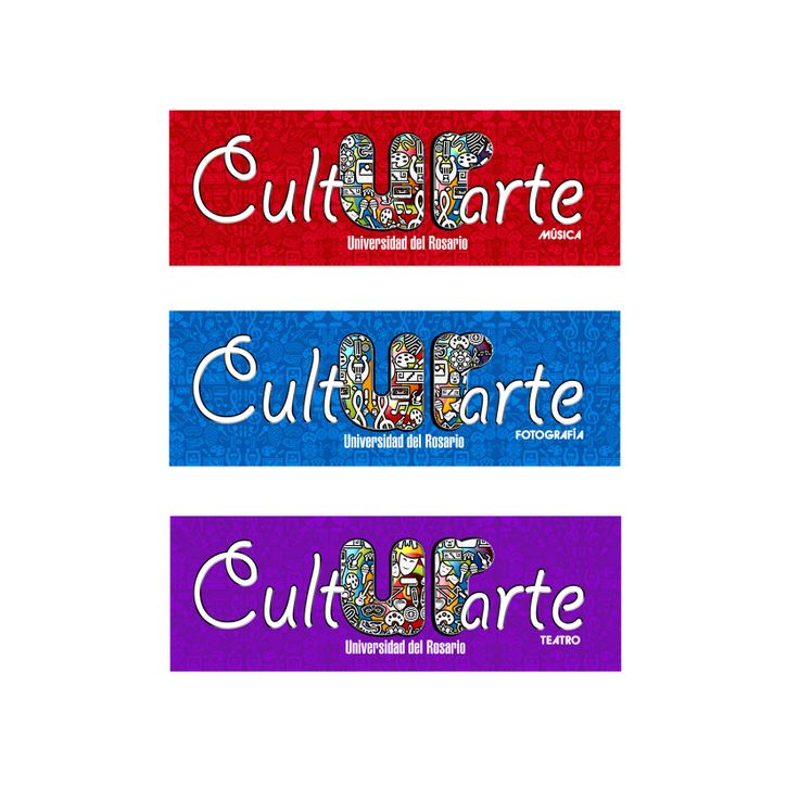 Logo culturate Universidad del Rosario