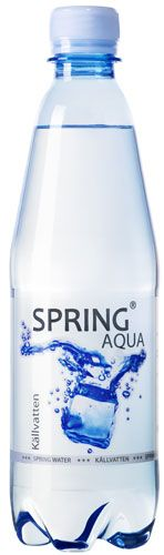 Spring Aqua Bottled Water