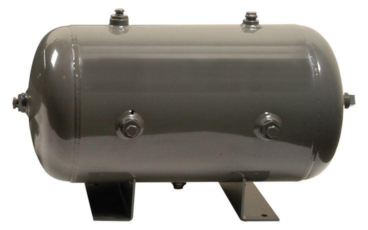 Campbell Hausfeld AR8015 6 Gallon Air Receiver ASME Air Compressors Air Compressor Accessories Air Receivers