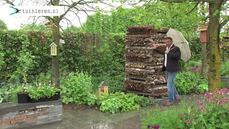 Diervriendelijke tuin aanleggen tuin tips pinterest wildlife bird and gardens - Outdoor tuinieren ...