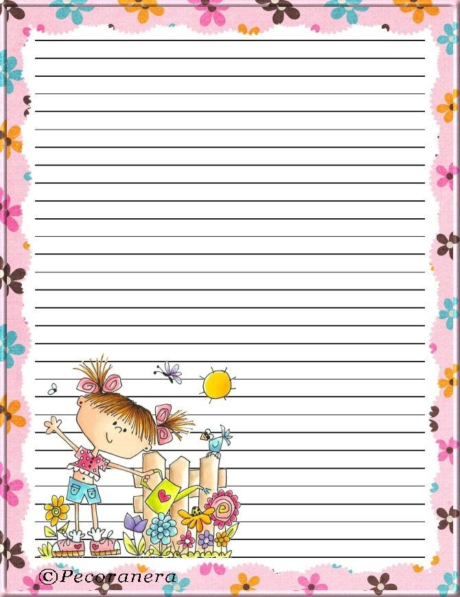 3641 best Stationary images on Pinterest Drawings, Paper and - diary paper printable