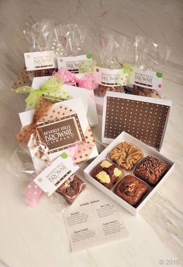 Brownie Gift Packaging