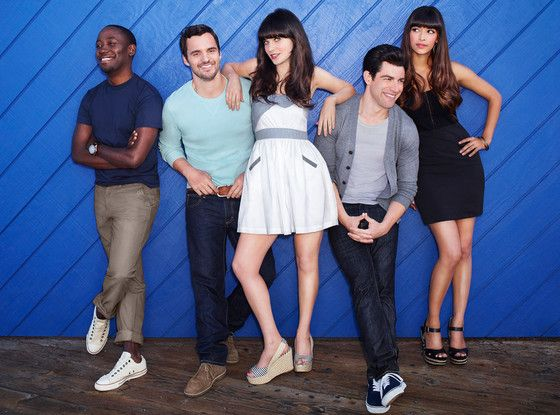 New Girl - season 3 starts on Sept. 17