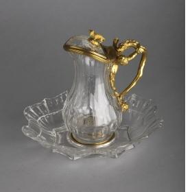 golden.Goldsmith Rocks, Marie Antoinette, Rocks Crystals, Mary Antoinette'S, 18Th Century, 1730 France, Jeans Gaillard, Crystals Ewers, Antoinette Ewers