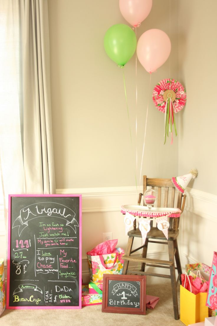 15 best Abigail\'s Lilly Pulitzer 1st birthday images on Pinterest ...