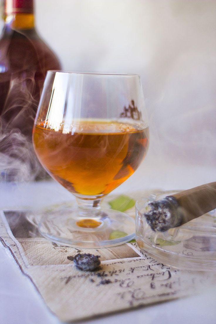 Cognac casero - Topik
