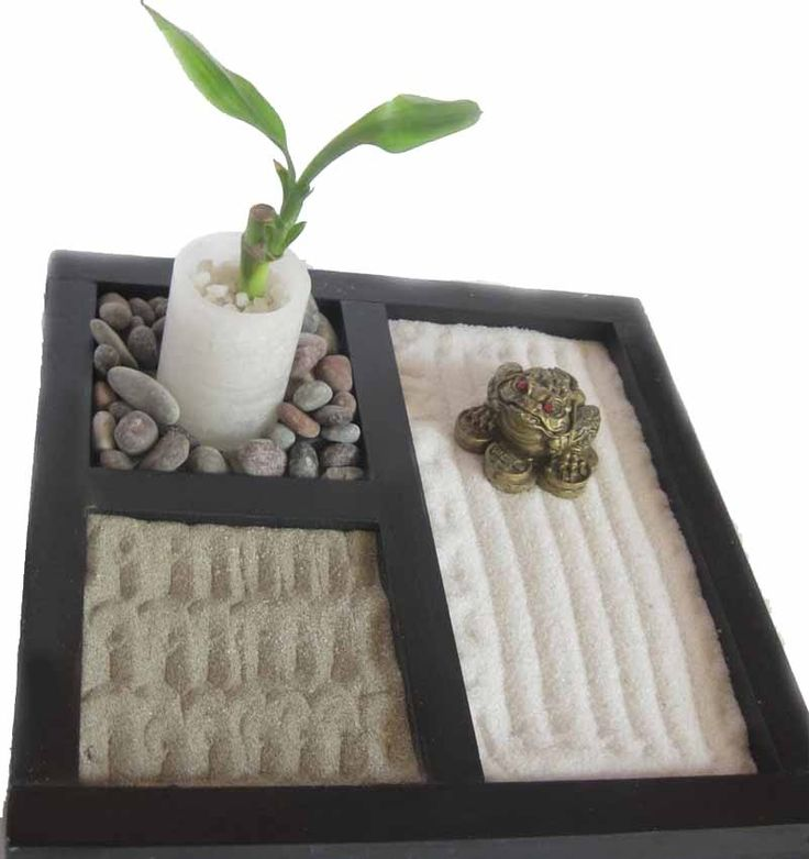 Mejores 13 im genes de jardin zen en pinterest jard n - Jardines zen miniatura ...