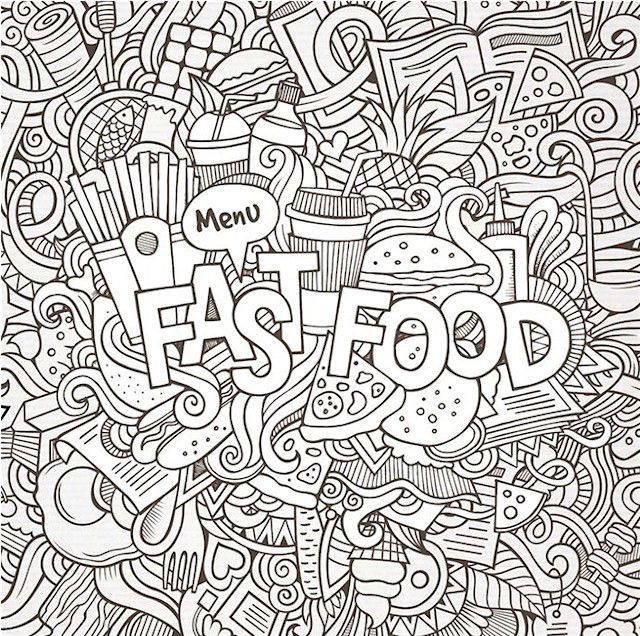 Doodle Coloring Pages Best Coloring Pages For Kids Food Coloring Pages Mandala Coloring Pages Coloring Pages