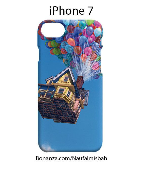 UP Balloons House iPhone 7 Case Cover
