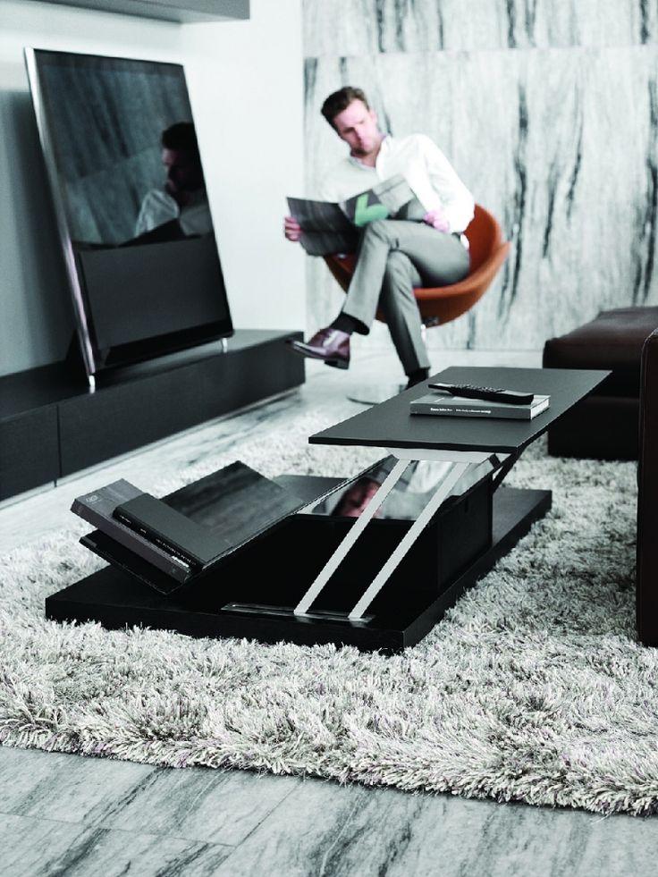 Occa konferenční stolek s úložným prostorem / coffee table with unit