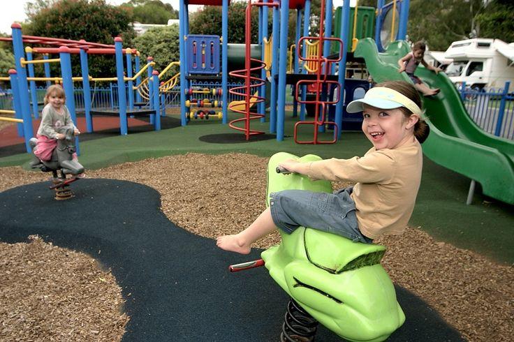 fun family park Melbourne BIG4