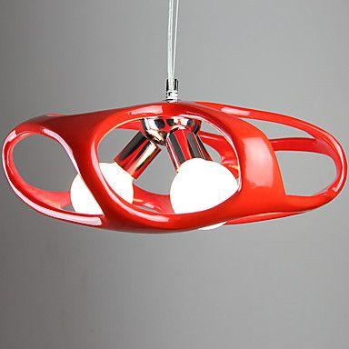 Plafond+Lichten+&+hangers+,++Hedendaags+Schilderen+Kenmerk+for+ontwerpers+HarsWoonkamer+Slaapkamer+Studeerkamer/Kantoor+Kinderkamer+–+EUR+€+113.18