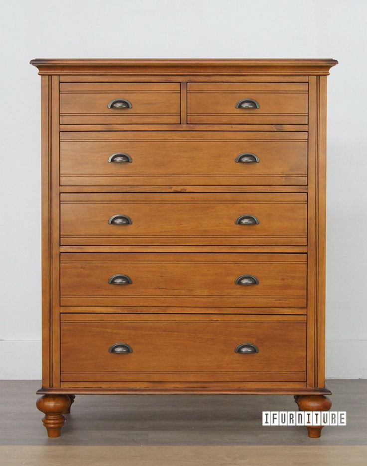New Orleans Country Style 6 Drawer Chest Bedroom Nz 39 S Largest Furniture Range With Guaranteed