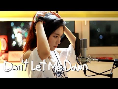 The Chainsmokers - Don't Let Me Down ( cover by J.Fla ) - YouTube