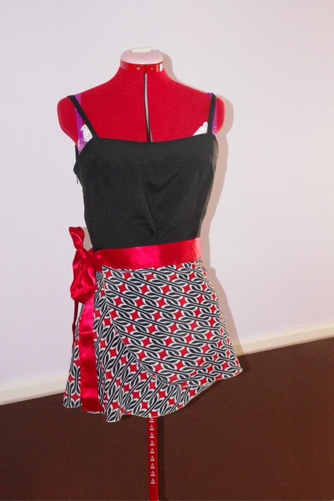 DIY ballet skirt